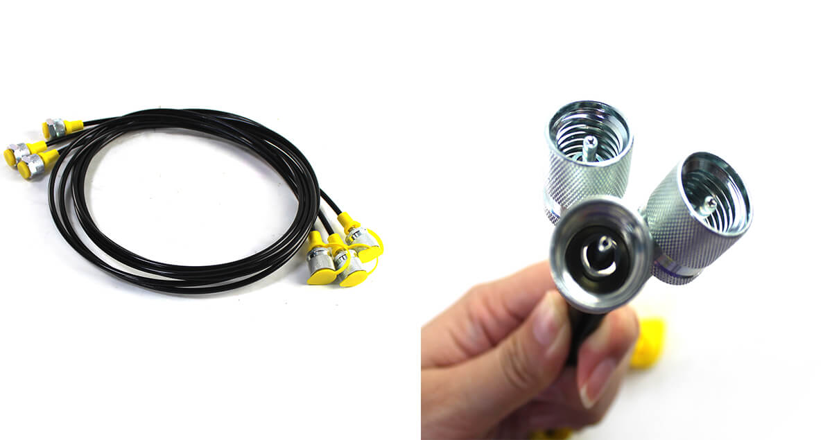 Digital Hydraulic Pressure Test Kit