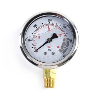 Pressure Gauge 40 Bar