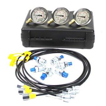 hydraulic gauge kit