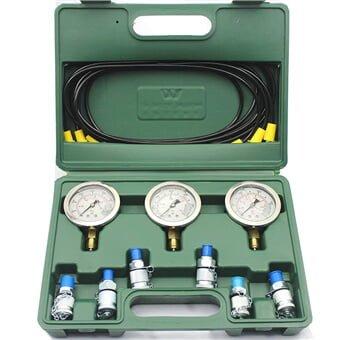 Hydraulic Gauge Set