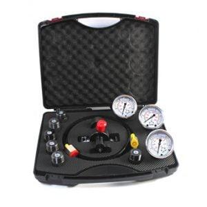 DPG hydraulic test set