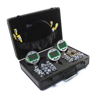 Electronic Digital Pressure Test kit