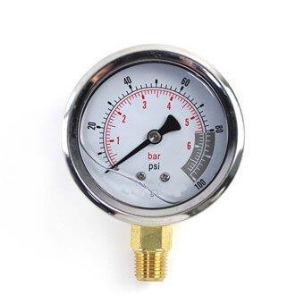 Pressure Gauge 16 Bar