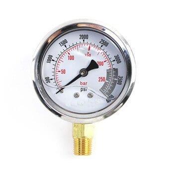 Pressure Gauge 4000 PSI