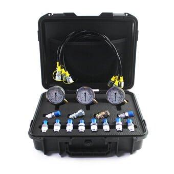 hydraulic pressure gauge set