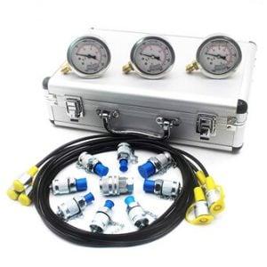 hydraulic pressure gauge test kit