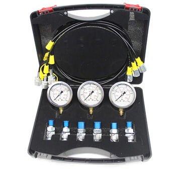 Mechanical pressure test kit