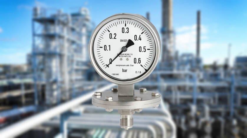 Pressure Gauge Technical Article