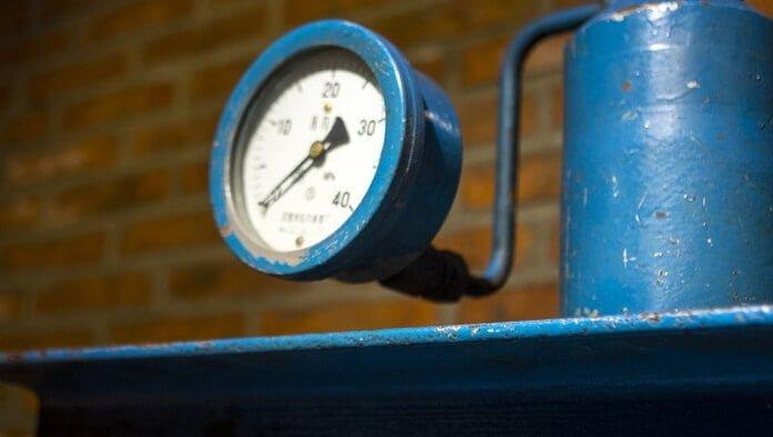 cat hydraulic pressure gauge