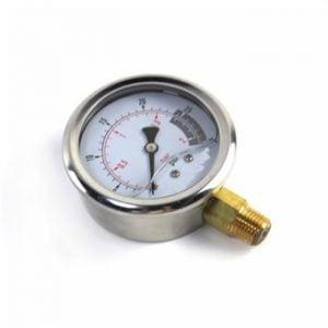 pressure gauge 2 bar