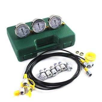 Hydraulic Pressure Meter