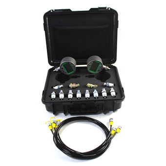Case Hydraulic Pressure Test Kit