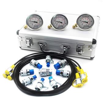 Cat Hydraulic Pressure Gauge Kit