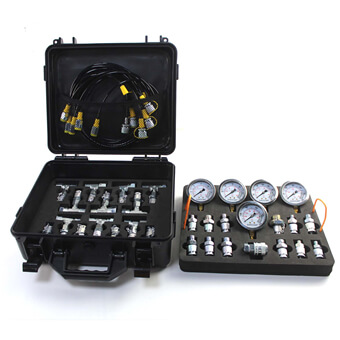Hitachi Hydraulic Pressure Test Kit
