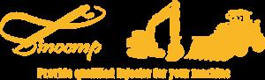 footer com logo