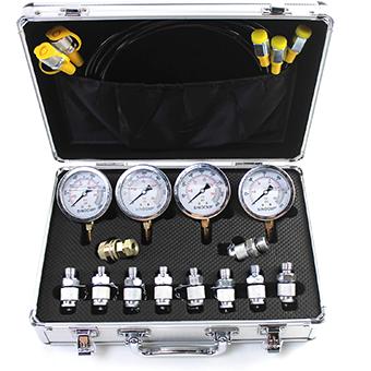 DPG Hydraulic Pressure Gauge Kit